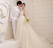 名媛MINGYUAN婚纱礼服