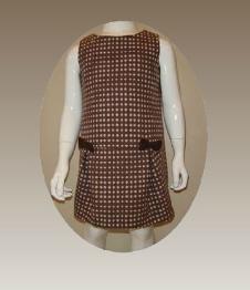 巧克布布CHOCO BUBU童装品牌服饰样品女裙