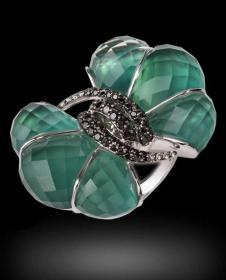 斯蒂芬·韦伯斯特Stephen Webster英国珠宝首饰样品戒指