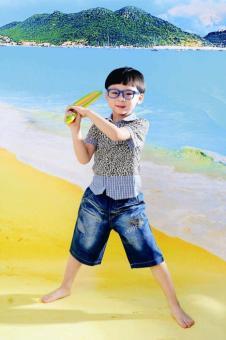 尼斯兔LapindeNice童装品牌服饰样品T恤