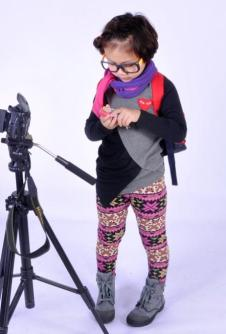 稻娃Dao Wa2013童装品牌服饰样品外套
