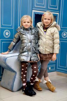 冰雪隆娃B Snow Doll2012秋冬童装品牌样品外套