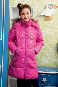 冰雪隆娃B Snow Doll2012秋冬童裝品牌樣品外套