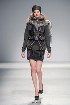 曼尼什·阿若拉女装41912款