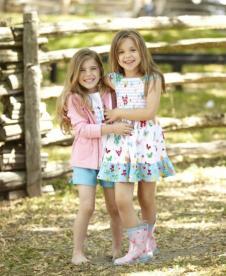 歐琪達Archie&Rita2013春夏裝童裝品牌服飾樣品女裙