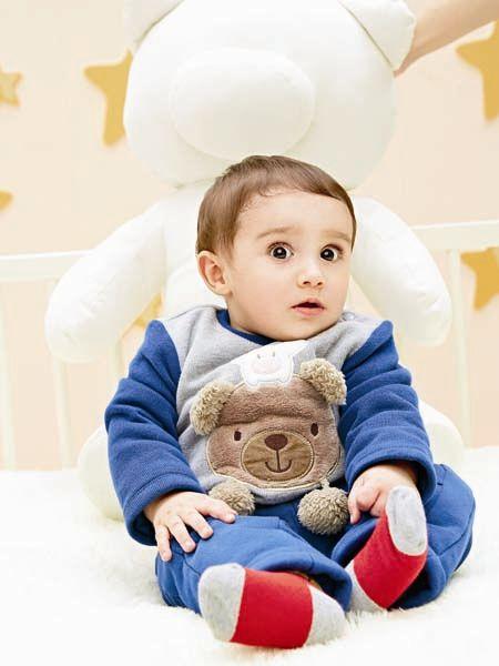 爱儿赫玛Erherme婴幼童装卡通外套