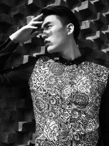 王子密码男装样品