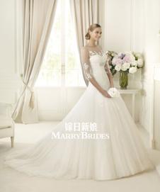 嫁日新娘女装129884款