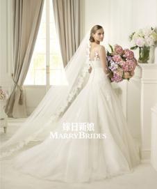 嫁日新娘女装129885款