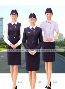 三水服饰工装职业装样品