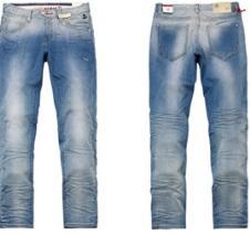 经典怀旧牛仔裤