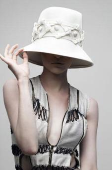 路易·马瑞特帽子手套127672款