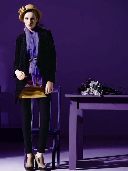 都市高端时尚的设计师品牌欧特菲尔女装诚邀加盟