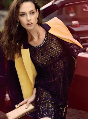 卓影女装招商 打造国内最优秀女装品牌