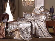 蚕花娘娘床上用品133002款