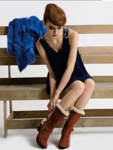 蜜丝罗妮MARCHIORI女鞋样品