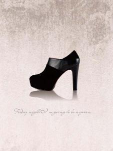 蜜丝罗妮鞋业131817款