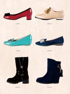 蜜丝罗妮鞋业131815款