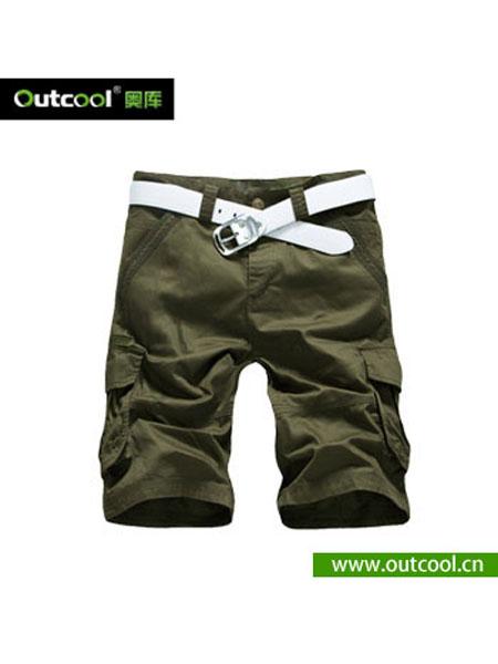 OUTCOOL奥库户外运动样品短裤