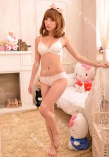 凯蒂猫内衣135594款