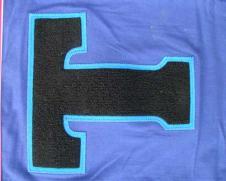 雙河刺繡襯料墊料135294款