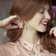 法国饰品品牌LES NEREIDES 项链