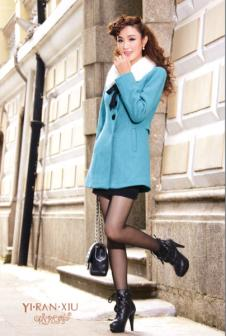依然秀YIRANXIU时尚女装