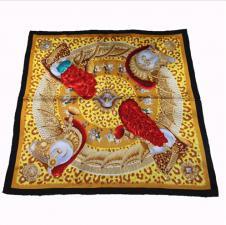 耀阳围巾丝巾133307款