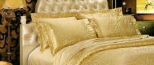 卡西诺丝绸家纺样品