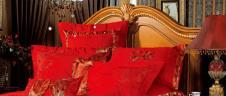 卡西諾絲綢家紡樣品