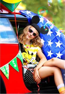 美姬鼠Magi Mouse时尚女装