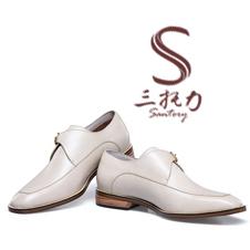 三托力绅士鞋