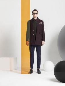 圣捷罗S.ANGELO羊毛大衣