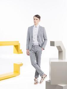 圣捷罗S.ANGELO时尚男装西服套装