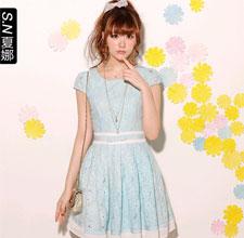 夏娜ShineNa时尚女装样品