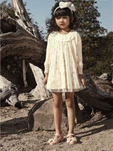卡琪屋童装连衣裙