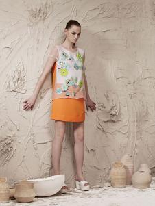 台绣 TGGC女装样品展示