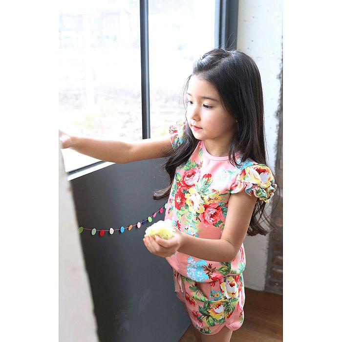 蕾佳妮女童连衣裙批发