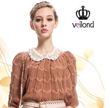 veilond精品女装样品