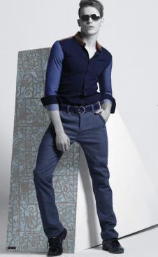 法国男装DA男装152224款
