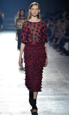 德赖斯·范诺顿女装151355款