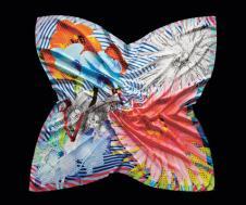 弗拉士围巾丝巾24284款