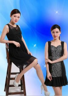 馨奈尔女装151987款