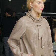 Giorgio Rotti皮革皮草品牌服饰样品