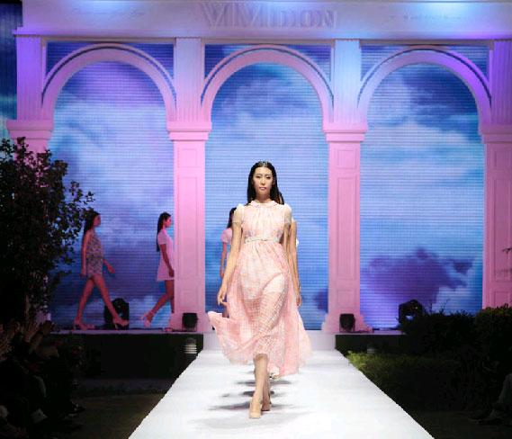 薇薇女裝招商 打造國內優秀女裝品牌