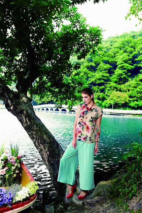 都市高端時尚的設計師品牌蒲女裝誠邀加盟
