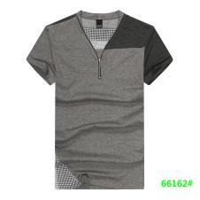 喜登威时尚品牌男装短袖衬衫66162款