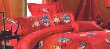 红荷床上用品156893款