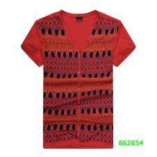喜登威时尚品牌男装短袖t恤66265款