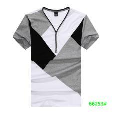 喜登威时尚品牌男装短袖t恤66253款